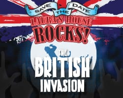 Laura's House Annual Gala - The British Invasion