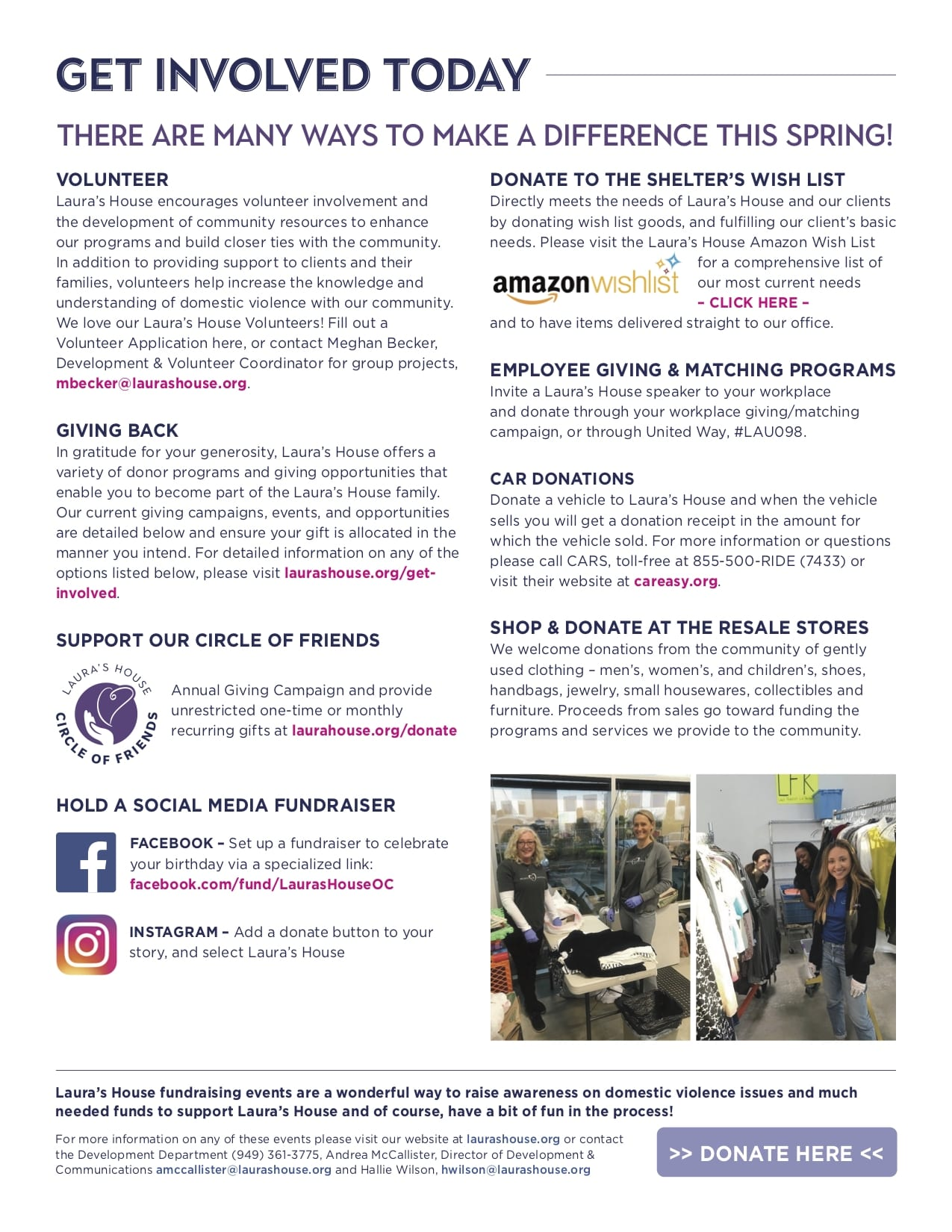The Voice Of Domestic Violence - Spring 2020 Edition - page 5