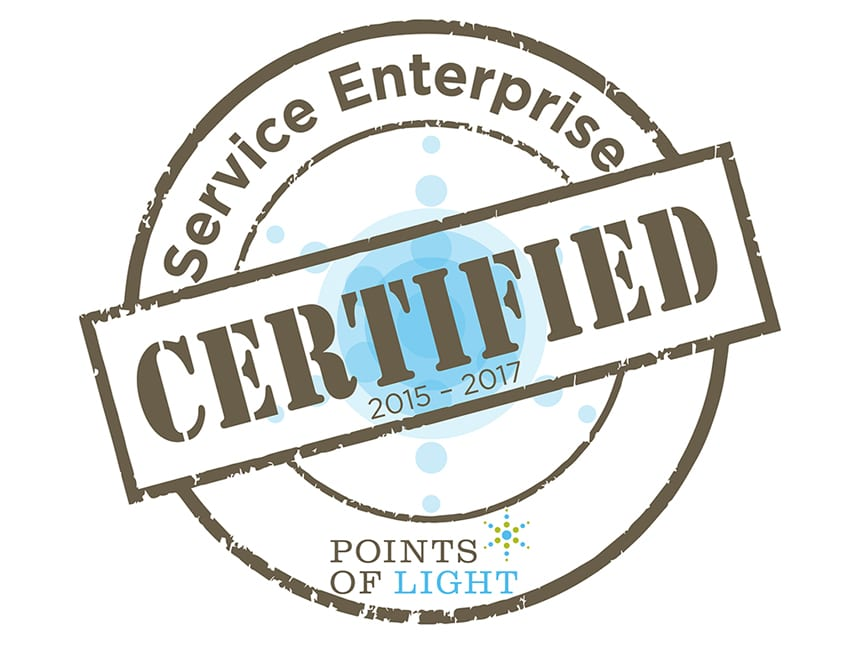 Certified Service Enterprise Seal