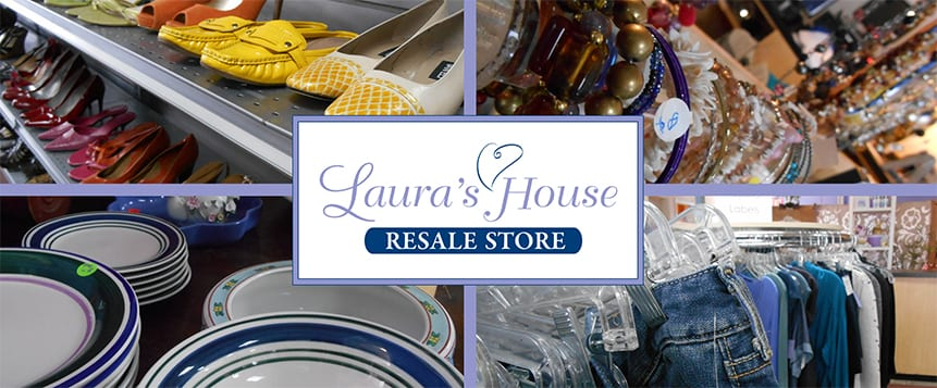 Laura's House Resale Store interior