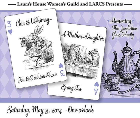 Chic and Whimsy Tea and Fashion Show